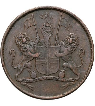 Wyspa Św. Heleny 1/2 penny 1821