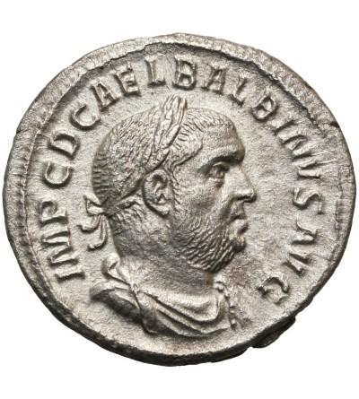 Balbinus 238. AR Denarius. Rome mint