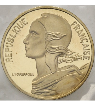 Francja 5 Centimes 1973 - Piefort
