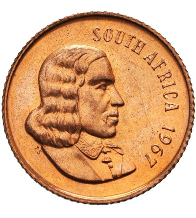 South Africa 2 Cents 1967