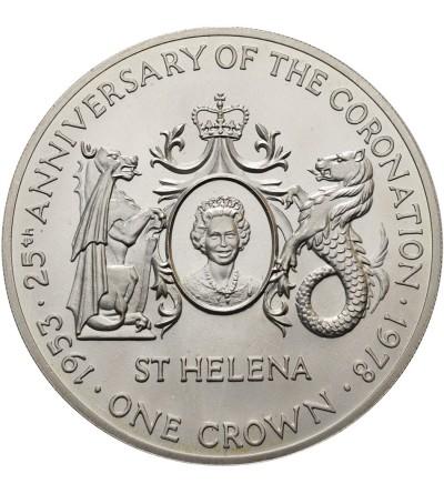 Wyspa Św. Heleny korona 1978