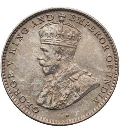 Cejlon 10 centów 1924