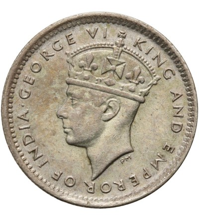 Cejlon 10 centów 1941