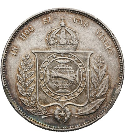 Brazylia 2000 reis 1855
