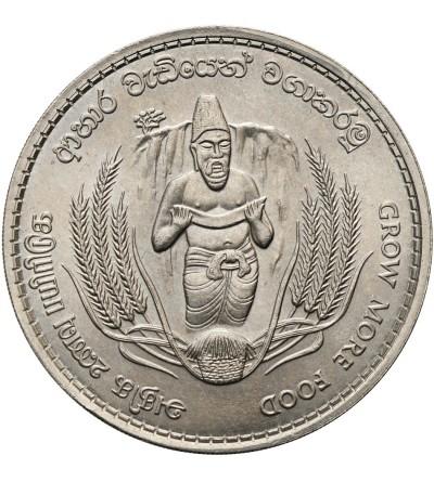 Cejlon 2 rupie 1968