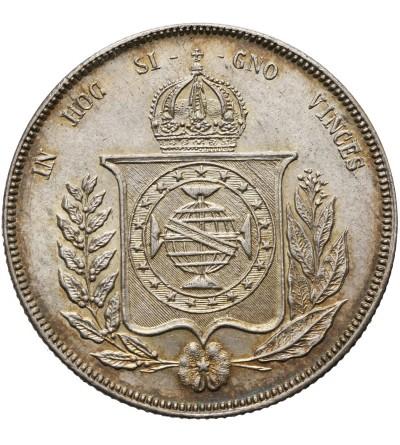 Brazylia 1000 reis 1860