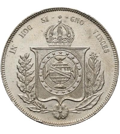 Brazylia 1000 reis 1859