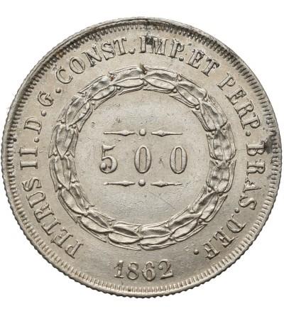 Brazylia 500 reis 1862