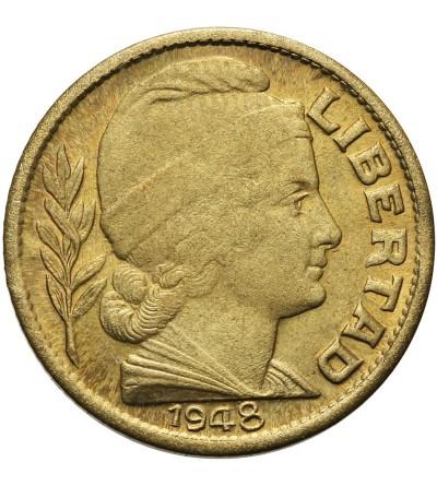 Argentyna 10 Centavos 1948