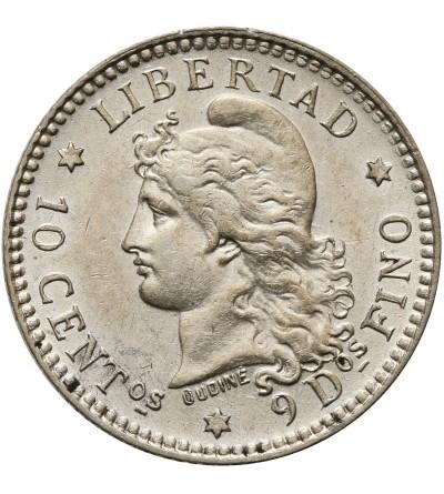 Argentyna 10 Centavos 1883