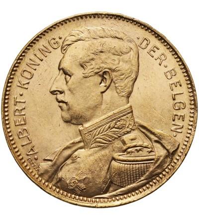 Belgia 20 franków 1914, DER BELGEN