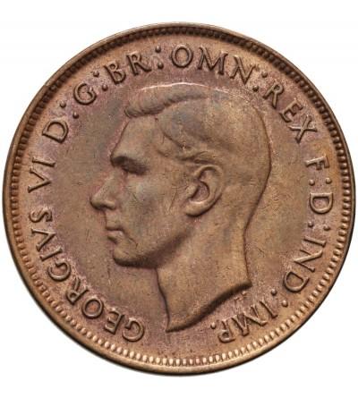 Australia Penny 1948 Melbourne
