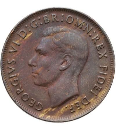 Australia 1 penny 1951 M