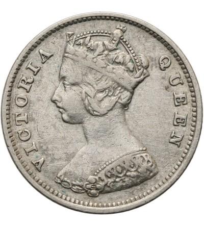 Hong Kong 10 centów 1901