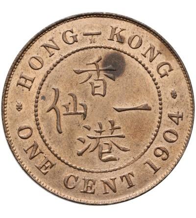 Hong Kong 1 cent 1904