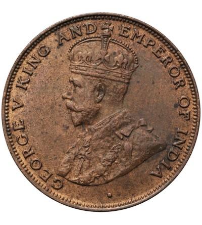 Hong Kong 1 cent 1926