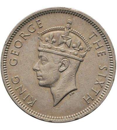 Hong Kong 50 centów 1951