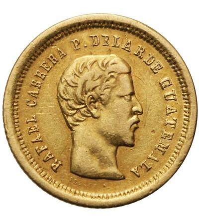 Gwatemala 4 reale 1860