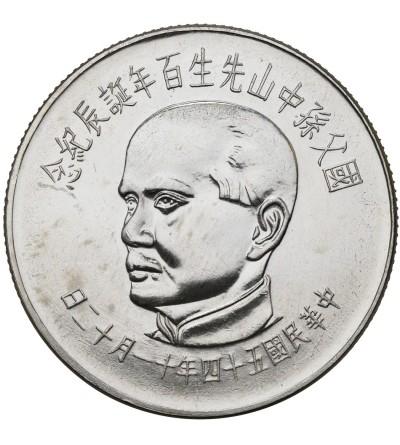 Tajwan 100 yuan 1965