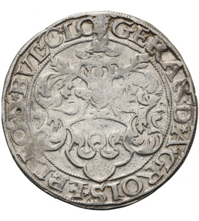 Belgium. Luik (Liege) 1/2 Rijksdaalder 1569