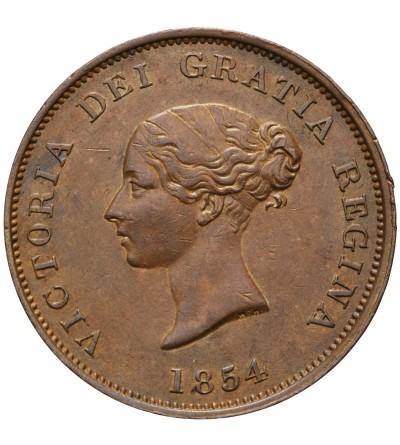 Kanada Nowy Brunszwik. Token Penny 1854