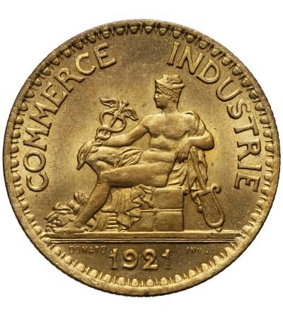 Francja 2 franki 1921