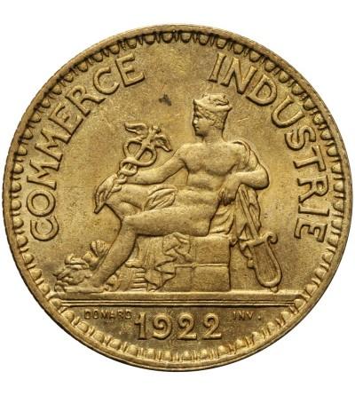 France 2 Francs 1922