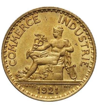 France Franc 1921