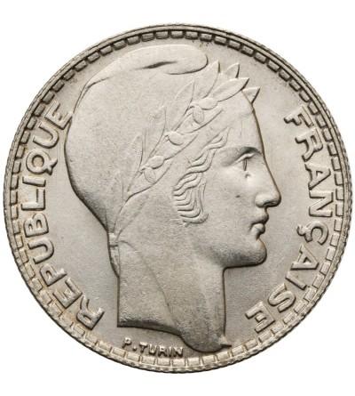 Francja 10 franków 1933