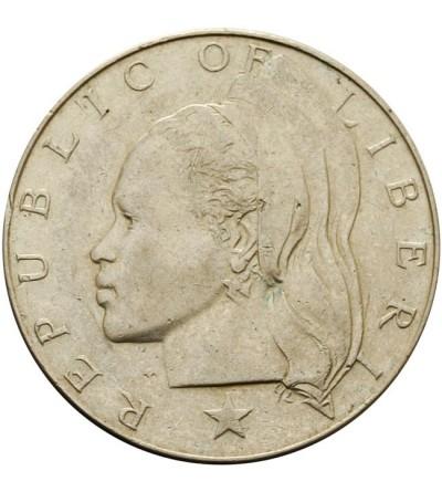Liberia 1 dolar 1962