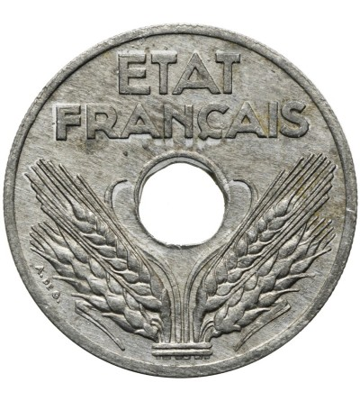 France 20 Centimes 1941