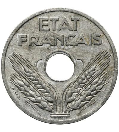 Francja 20 Centimes 1941