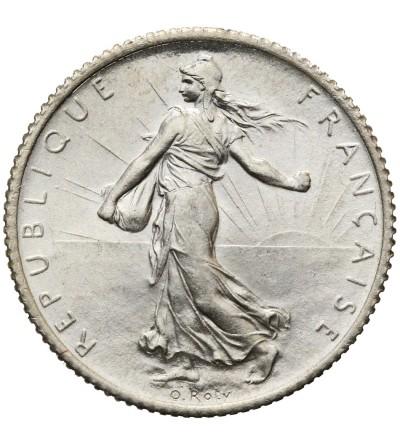 Francja 1 frank 1912