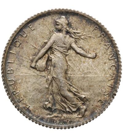 Francja 1 frank 1913