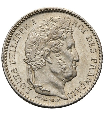 France 25 Centimes 1847 A