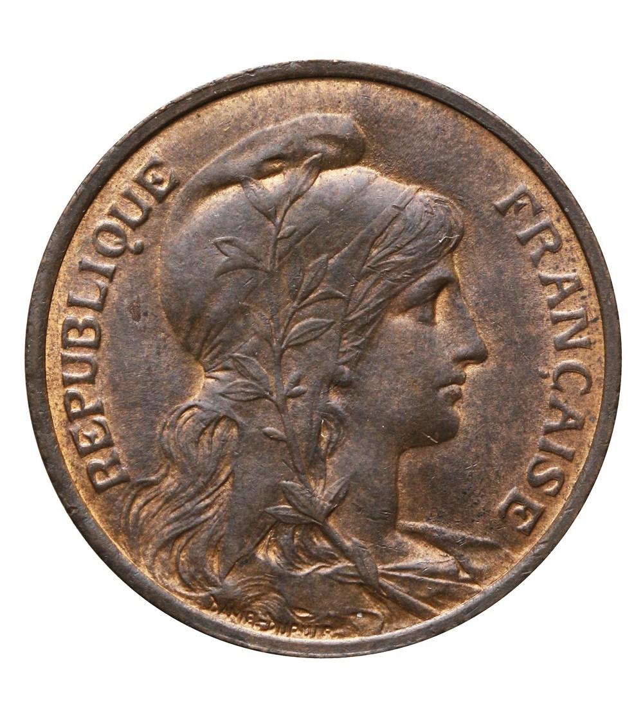 Francja 5 Centimes 1906