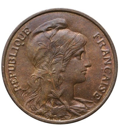 France 5 Centimes 1907