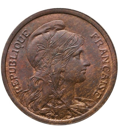 France 2 Centimes 1898