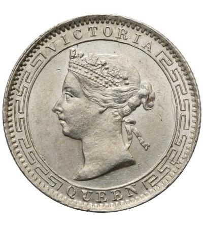 Cejlon 25 centów 1893