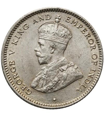Ceylon 25 Cents 1919