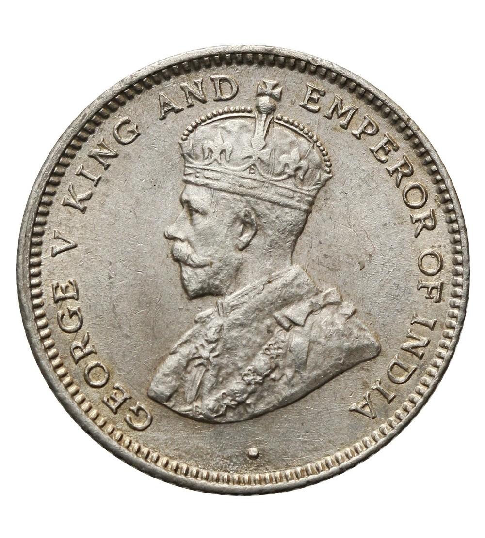 Cejlon 25 centów 1919