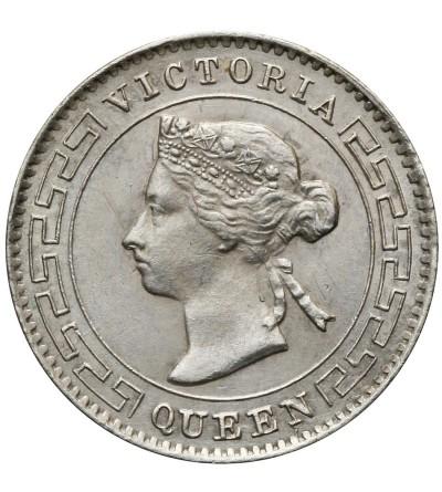Ceyon 10 Cents 1892