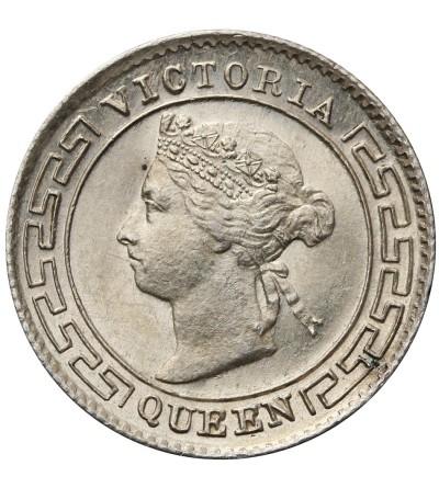 Ceylon 10 Cents 1900