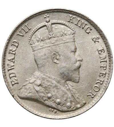 Ceylon 10 Cents 1910
