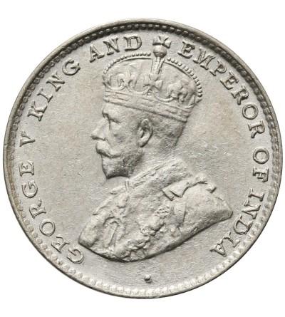 Ceylon 10 Cents 1921