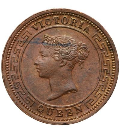 Cejlon 1/2 centa 1870