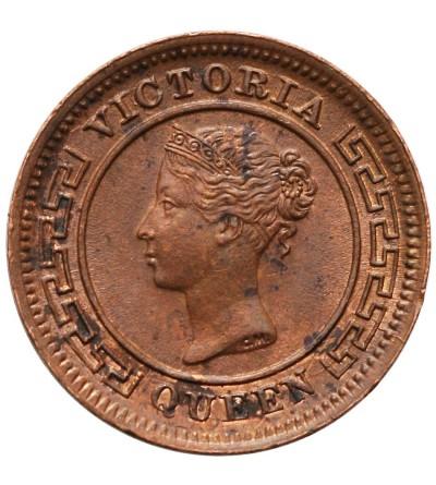 Cejlon 1/4 centa 1890