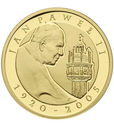 Poland 100 zlotych 2005, John Paul II