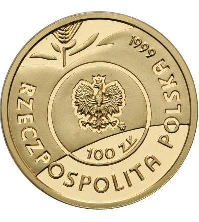 100 złotych 1999, Jan Paweł II Papież Pielgrzym