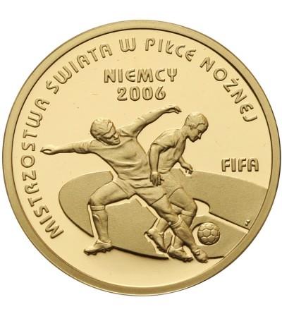 Poland 100 Zlotych 2006, FIFA World Cup Germany
